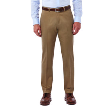 jcpenney.com | Haggar® Premium No Iron Slim-Fit Flat-Front Khakis
