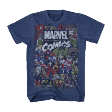 jcpenney.com | Vintage Marvel Short-Sleeve Graphic Tee
