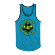 Mickey's Gym Graphic Tank Top