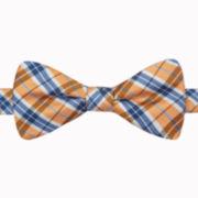 Stafford® Plaid Pre-Tied Bow Tie