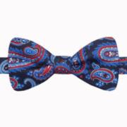 Stafford® Paisley Pre-Tied Bow Tie