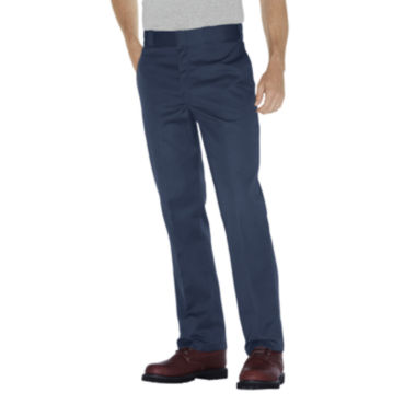 jcpenney.com | Dickies Work Pants Flat Front Pants-Big and Tall