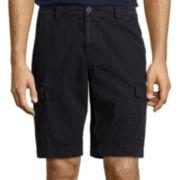 JF J. Ferrar® Ripstop Regular-Fit Cargo Shorts