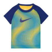 Nike® Short-Sleeve Dri-FIT Tee - Boys 4-7
