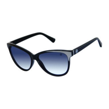 jcpenney.com | nicole by Nicole Miller® Addison Cat Sunglasses