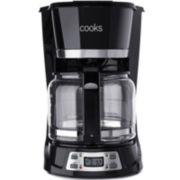 Cooks 12-Cup Programable Coffee Maker