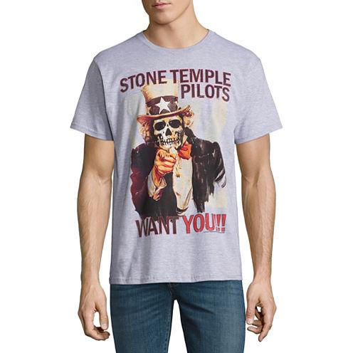 Stone Temple Pilots Graphic T-Shirt