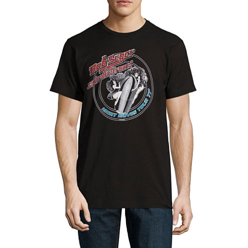 Bob Seger Night Moves Graphic T-Shirt