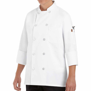 jcpenney.com | Chef Designs® Womens Chef Coat