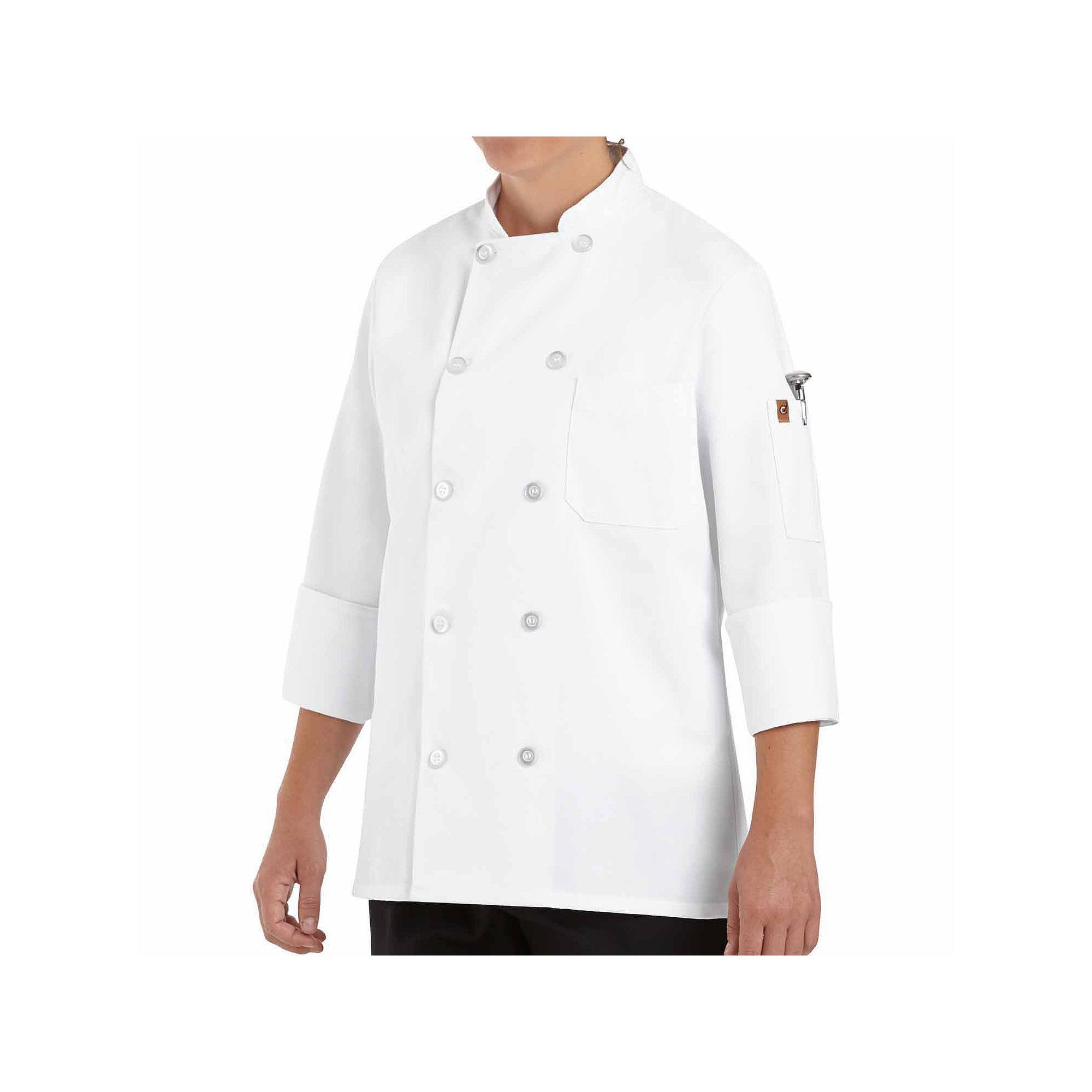 Chef Designs Womens Chef Coat plus size,  plus size fashion plus size appare