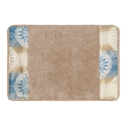 Popular Bath Fallon Bath Rug Collection