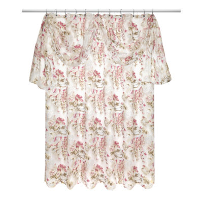 Popular Bath Secret Garden Shower Curtain