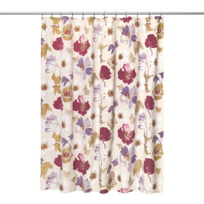 Popular Bath Dahlia Shower Curtain