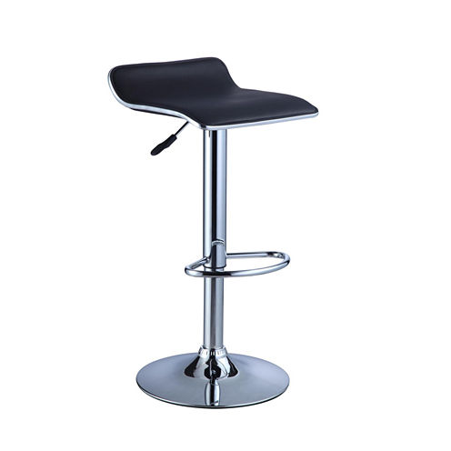 Thin Seat 2-pc. Bar Stool