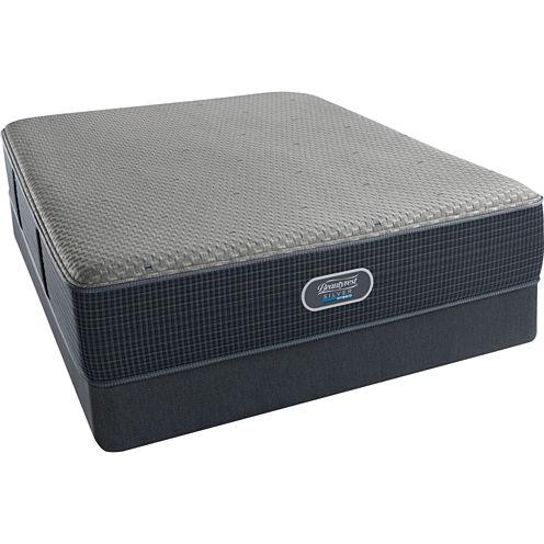 Simmons Beautyrest Silver® Perdido Key Plush - Mattress + Box Springs