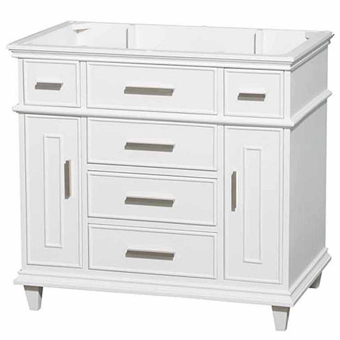 Wyndham Collection Berkeley 36 inch Single Bathroom Vanity - No Countertop
