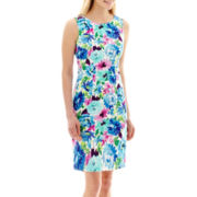 Alyx® Floral Sheath Dress