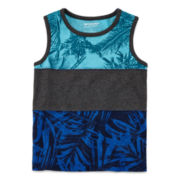Arizona Tropical Tank Top − Toddler Boys 2t-5t