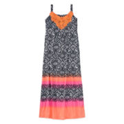 Disorderly Kids® Tribal-Print Maxi Dress - Girls 7-16