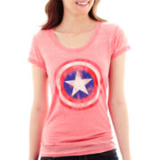 Marvel® Short-Sleeve Heroes Burnout T-Shirt