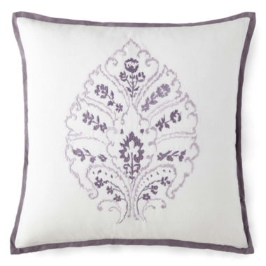 "jcpenney.com | Eva Longoria Home Solana 16"" Square Decorative Pillow"