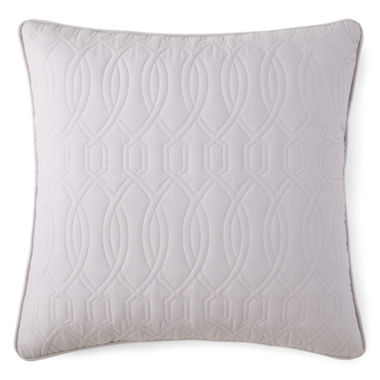 "jcpenney.com | Eva Longoria Home Solana 18"" Square Decorative Pillow"