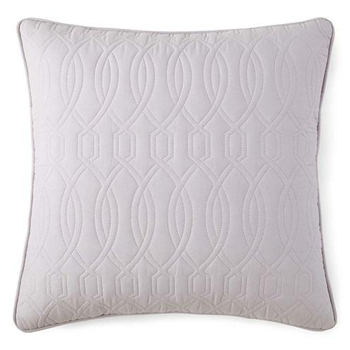 """Eva Longoria Home Solana 18"""" Square Decorative Pillow"""