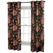 Morgan 2-Pack Grommet-Top Curtain Panels