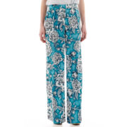 Worthington® Wide-Leg Palazzo Pants