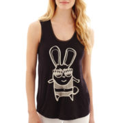 i jeans by Buffalo Bunny Graphic Tank Top