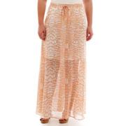 Worthington® Shirred Maxi Skirt - Plus