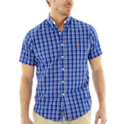 U.S. Polo Assn.® Short-Sleeve Woven Shirt