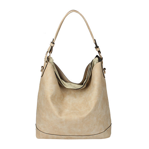 SWG Zuri 2-in-1 Shoulder Hobo Bag