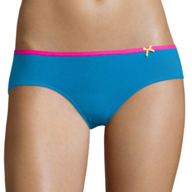jcpenney.com | Flirtitude® Tailored Hipster Panties