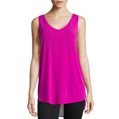 jcpenney.com | Worthington® Knit Tank Top - Tall
