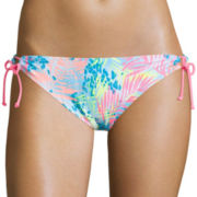 Arizona On Safari Hipster Swim Bottoms - Juniors