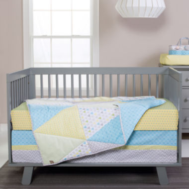 jcpenney.com | Trend Lab® Triangles 3-pc. Crib Bedding Set