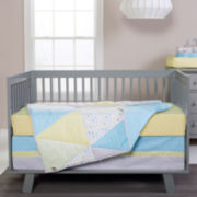 Trend Lab® Triangles 3-pc. Crib Bedding Set