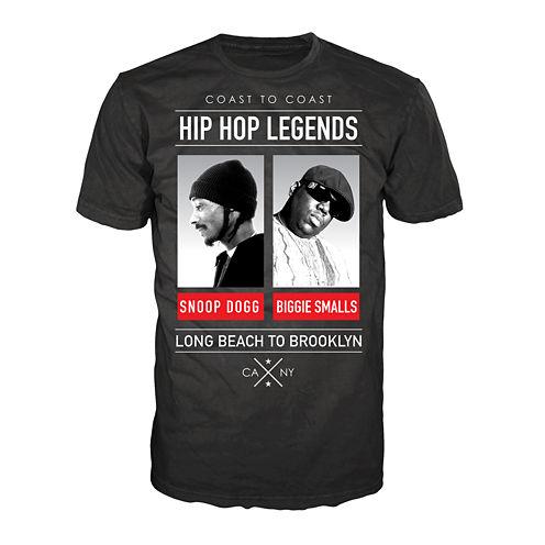 Biggie and Snoop Short-Sleeve Tee
