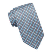 Stafford® Surrey Grid Silk Tie