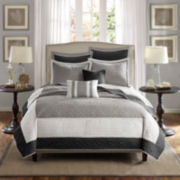 Madison Park Liverpool 7-pc. Coverlet Set