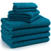 Cambridge Super Dry 8-pc. Bath Towel Set
