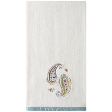 jcpenney.com | Queen Street Persnickety Bath Towel Collection