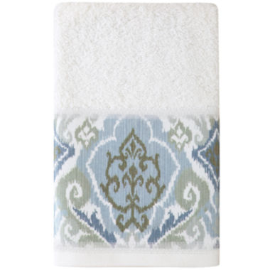 jcpenney.com | Queen Street Ikat Bath Towel Collection