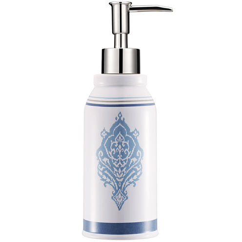 Queen Street Ikat Soap Dispenser