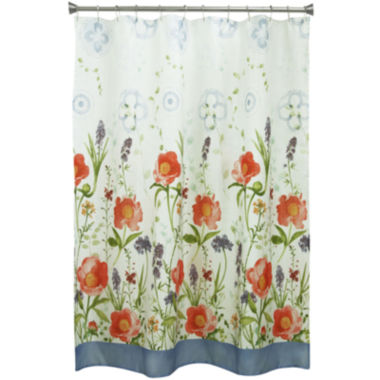 jcpenney.com | Bacova Merry May Shower Curtain