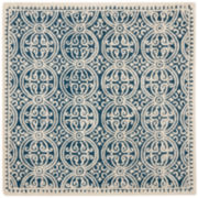 Safavieh® Iris Wool Square Rug