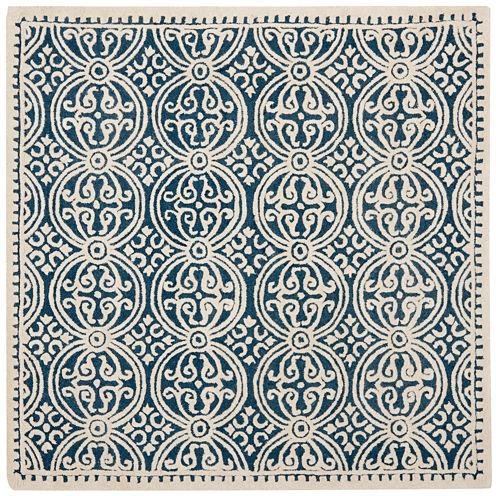 Safavieh® Iris Wool Square Rug