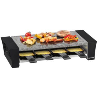 jcpenney.com | Swissmar 8-Person Ticino Raclette Granite Party Grill