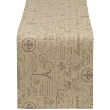 jcpenney.com | Design Imports French Flourish Printed Table Runner